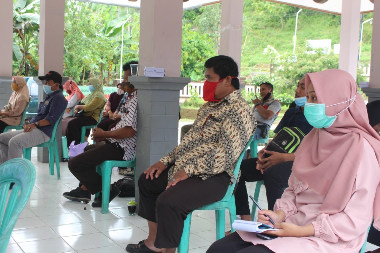 Evaluasi Kegiatan Penyaluran Sembako Bulan Desember 2020 dan Rakor Penyaluran Sembako Bulan Januari 2021